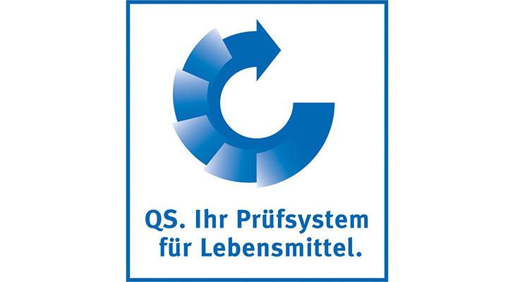 QS Zertifikat - Logo