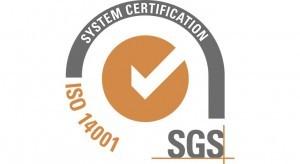 SGS Zertifikat - Logo