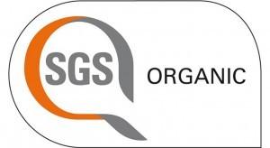 SGS Organic Zertifikat - Logo