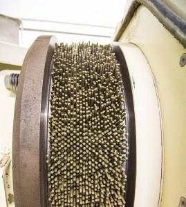 Inbetriebnahme BIO-Presslinie 2 - Ringmatrize