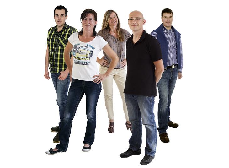 Team - Verwaltung und Vertrieb