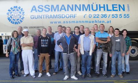 Wiesbauer Betriebsausflug 2012